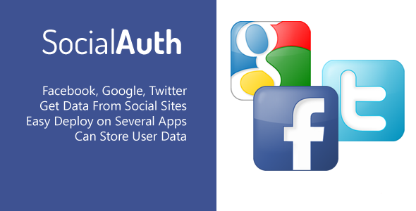 Social Auth PHP for Standalone Applications